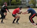 3/3 練習@神戸大学深江キャンパスG