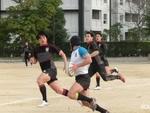 3/31 練習試合vs交野クラブ@芦屋中央公園