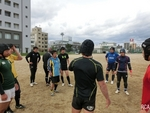 2013-4-7 総会&練習@神戸大学深江キャンパスG