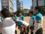 4/21 vsスーパースターズ@芦屋中央公園G