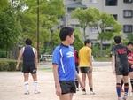 6/30練習@芦屋中高公園08