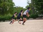 6/30練習@芦屋中高公園18
