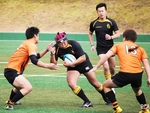 12/8 vs福岡かぶと虫RFC-08