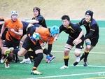 12/8 vs福岡かぶと虫RFC-16