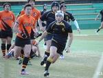 12/8 vs福岡かぶと虫RFC-19