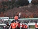 12/8 vs福岡かぶと虫RFC-27