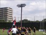 9/25 vs六甲FB-15